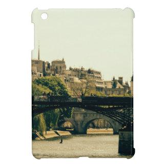 Ile De La Cite, Pont Des Arts in Paris, France iPad Mini Cases