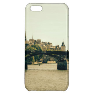 Ile De La Cite, Pont Des Arts in Paris, France iPhone 5C Cover