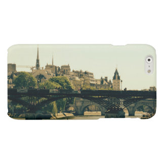 Ile De La Cite, Pont Des Arts in Paris, France Matte iPhone 6 Case