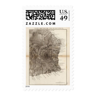 Ile de Mascareigne Postage Stamp
