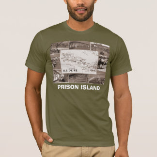 Ile de Re, a former French prison island T-Shirt