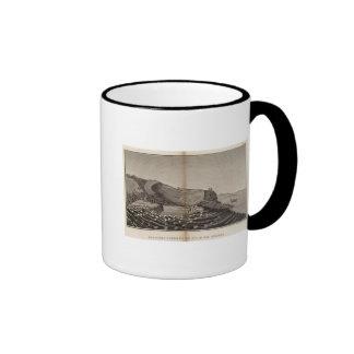 Ile de Staffa Mug
