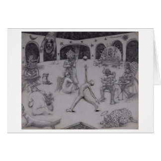 Ile Orisha Card