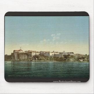 Ile Sainte Marguerite, Cannes, Riviera vintage Pho Mouse Pads