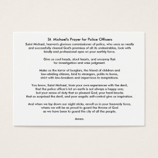 ILEFSA, Inc Referral / St Michael's Prayer Card