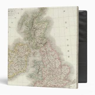 Iles Britanniques - British Isles Binder