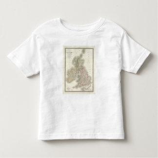 Iles Britanniques - British Isles T Shirt