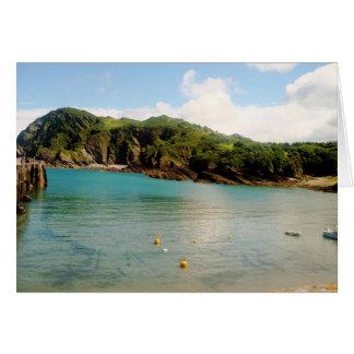 Ilfracombe coast | Card