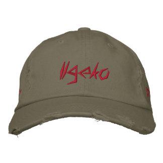 Ilgeko Embroidered Hats
