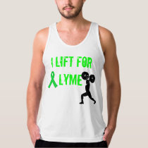ILiftforLyme Workout Tank
