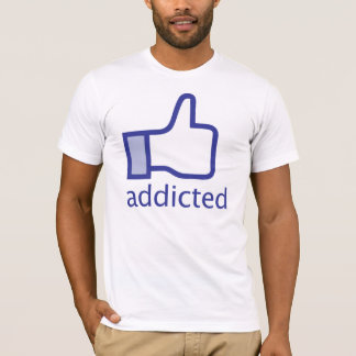 ilike addicted shirt