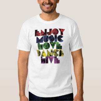 iLike in color T-shirt