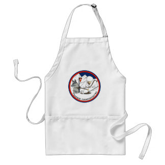 ilitary Working Dog service patch Aprons