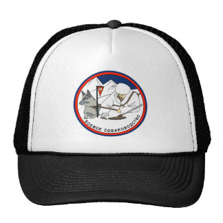 ilitary Working Dog service patch Mesh Hat