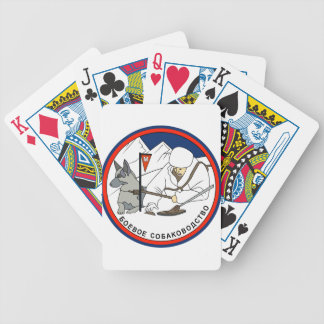 ilitary Working Dog service patch Bicycle Poker Cards