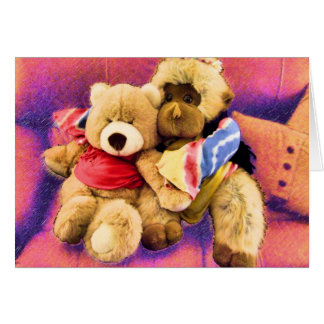 I'll Always Be There For You! Card