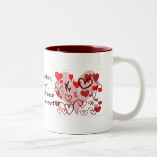 I'll Always Love You Two-Tone Coffee Mug