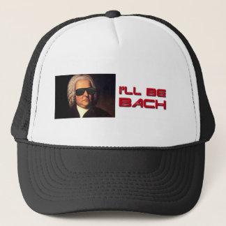 I'll be Bach hat
