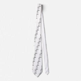 I'll be Bach Neck Tie