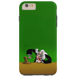 Ill be he judge of that! tough iPhone 6 plus case