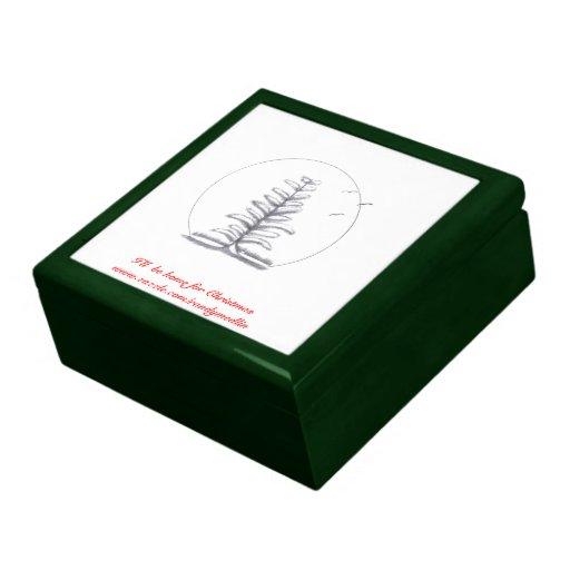 I'll be home for Christmas... Gift Box