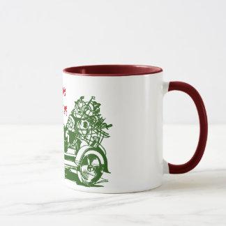 I'll Be Home For Christmas Mug