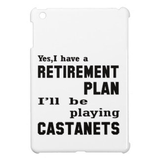I'll be playing Castanets. iPad Mini Cases