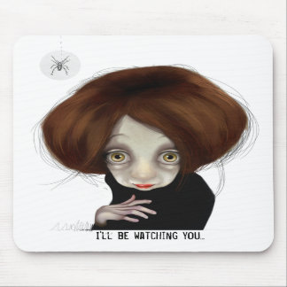 I'll be watching you mouse pads