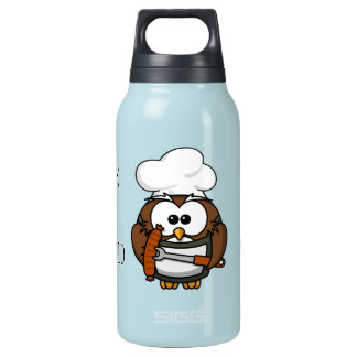 I'll burn my wiener insulated water bottle