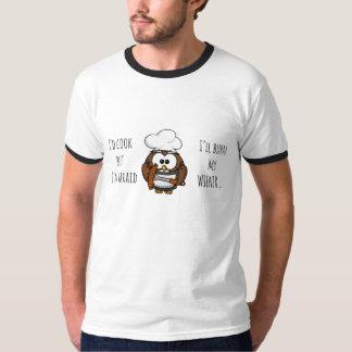 I'll burn my wiener T-Shirt