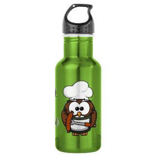 I'll burn my wiener water bottle