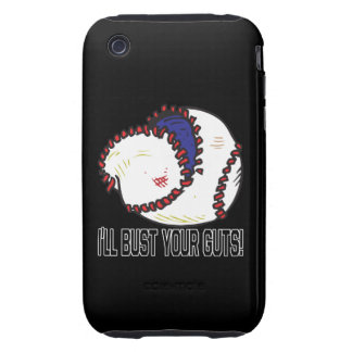 Ill Bust Your Guts Tough iPhone 3 Cases