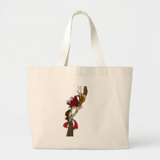 I'll Catch You Large Tote Bag
