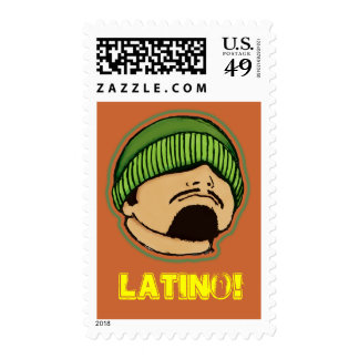 I'll cut you chuy! postage stamps