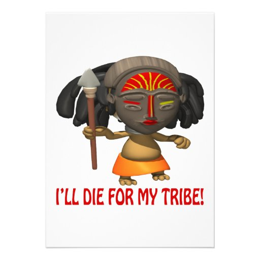 Ill Die For My Tribe Announcements