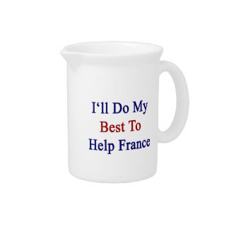I'll Do My Best To Help France Pitchers