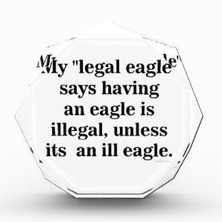 ill eagle award