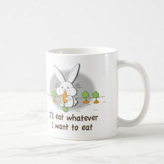 I'll eat whatever I want to eat (customizable) Coffee Mug