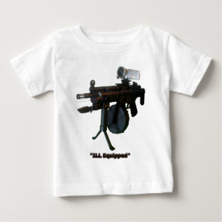 """""""ILL Equipped"""" Baby T-Shirt"""