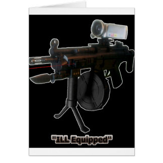 ILL Equipped (Black) gsg5 Card