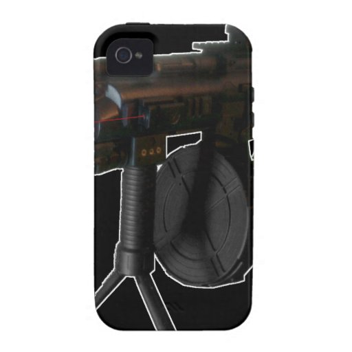 ILL Equipped (Black) gsg5 Vibe iPhone 4 Case