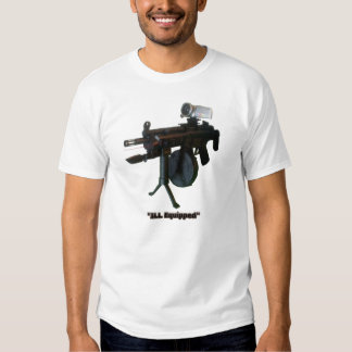 """""""ILL Equipped"""" T-Shirt"""