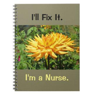I'll Fix It notebook I'm a Nurse gifts Notebook RN