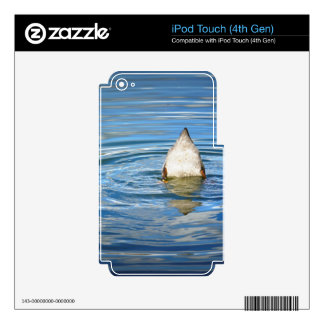 I'll get it! skin for iPod touch 4G