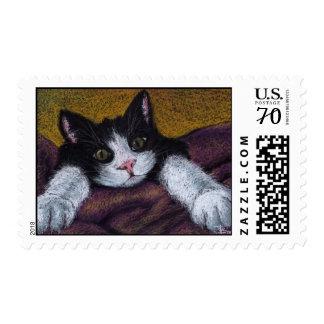 I'll get ya by Tanya Bond - Customized Postage