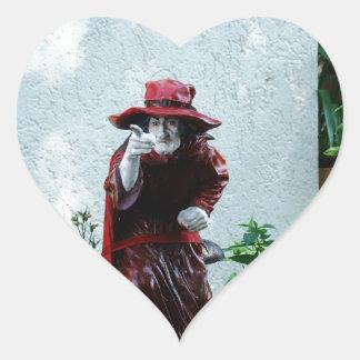 I'll Get you my Pretty Heart Sticker