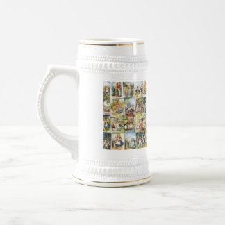 Ill give you the whole story- beer stein