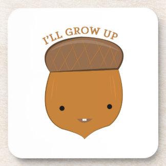 Ill Grow Up Beverage Coaster
