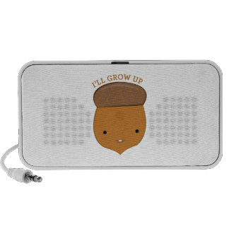 Ill Grow Up Travelling Speaker