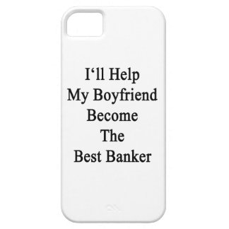 I'll Help My Boyfriend Become The Best Banker iPhone SE/5/5s Case